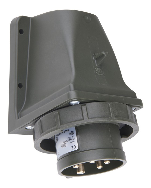 Globetron Controls Corp. - IP67 Male Inlet